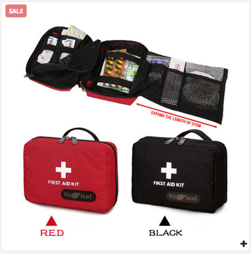 First Aid Kits: The Traveling Essentials