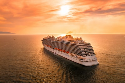luxury cruise liner for every family